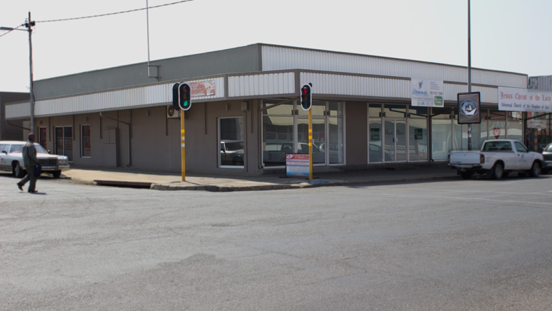 commercial property Vryburg